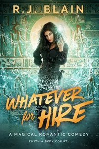 Cover Image - Whatever for Hire