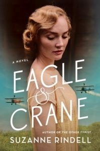 Cover image - Eagle the Crane
