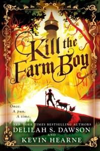 Cover Image - Kill the Farm Boy