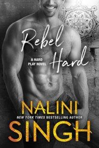 Rebel Hard cover image
