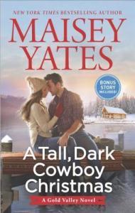 A Tall, Dark Cowboy Christmas cover image