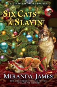 Six Cats a Slayin' cover image