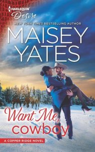 Want Me Cowboy (Copper Ridge- Desire #5)