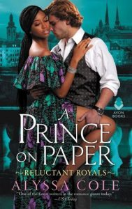 A Prince on Paper (Reluctant Royals #3)