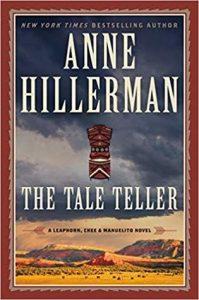 The Tale Teller (Leaphorn, Chee & Manuelito #23)