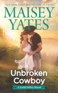 Unbroken Cowboy (Gold Valley #5)