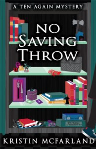 No Saving Throw (Ten Again #1)
