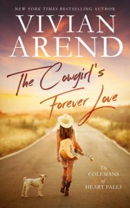 The Cowgirl's Forever Love (Colemans of Heart Falls #1)