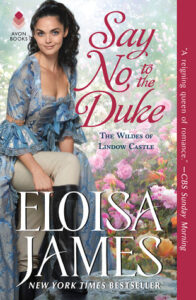 Say No to the Duke (Wildes of Lindow Castle #4)