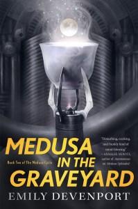 Medusa in the Graveyard (Medusa Cycle #2)