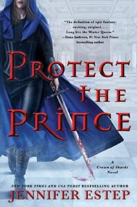Protect the Prince (Crown of Shards #2)