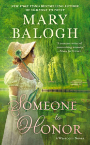 Someone to Honor (Westcott #6)