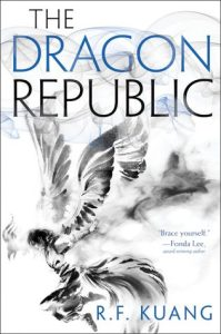 The Dragon Republic (Poppy War #2)