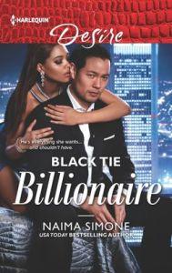 Black Tie Billionaire (Blackout Billonaires #2) cover image