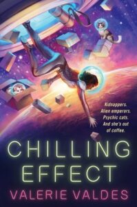 Chilling Effect (Untitled Space Opera #1) Cover Image