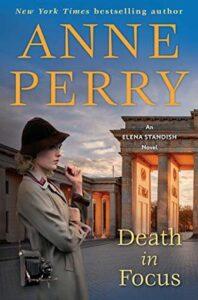 Death in Focus (Elena Standish #1) Cover Image