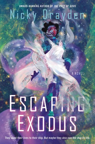 Cover image Escaping Exodus