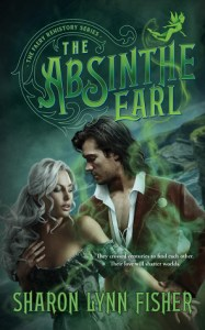 Cover image - The Absinthe Earl (Faery Rehistory #1)