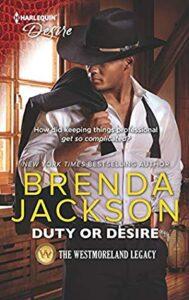 Duty or Desire (Westmoreland Legacy #5)