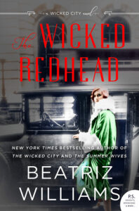 The Wicked Redhead (Wicked City #2)