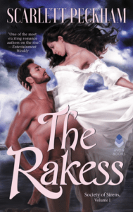 The Rakess (Society of Sirens #1)