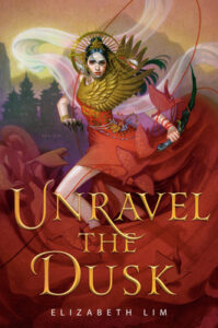 Unravel the Dusk (The Blood of Stars #2)