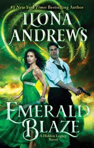 Emerald Blaze (Hidden Legacy #5)
