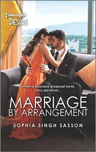Marriage by Arrangement (Nights at Mahal #1)