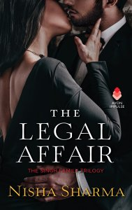 The Legal Affair (Singh Family #2)