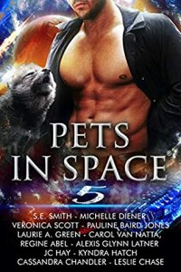 Pets in Space 5 (Anthology)