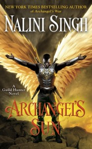 Archangel's Sun (Guild Hunters #13)
