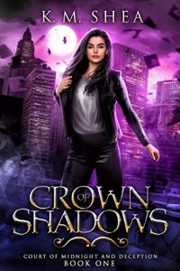 Crown of Shadows cover image