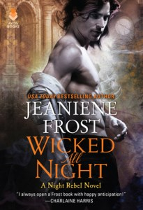 Wicked All Night (Night Rebel #3)