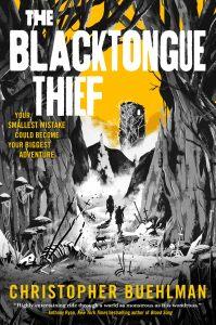 The Blacktongue Thief (Blacktongue #1)
