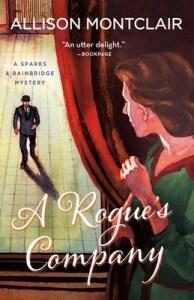 A Rogue's Company (Sparks & Bainbridge #3)