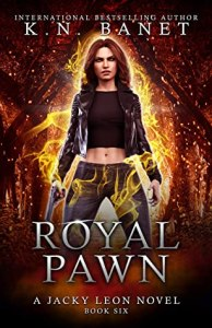Royal Pawn (Jacky Leon #6)