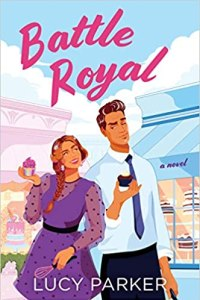 Battle Royal (Palace Insiders #1)