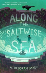 Along the Saltwise Sea (Up-and Under #2)