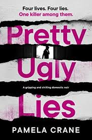 Pretty Ugly Lies book cover