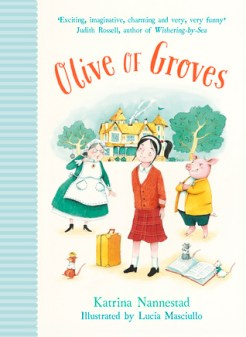 olive of groves