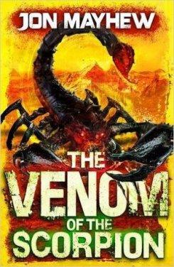 venom of the scorpion