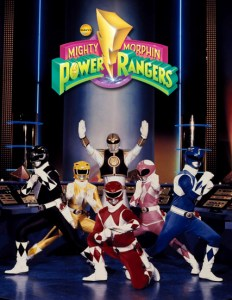 MM Power Rangers