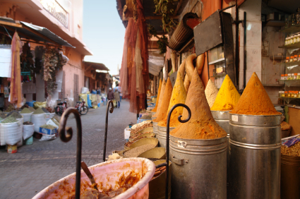 Christine Brodien-Jones_Morocco pic spices for Book Smugglers