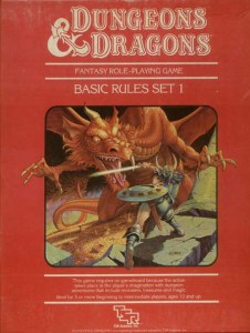 Dungeons & Dragons Rule Book