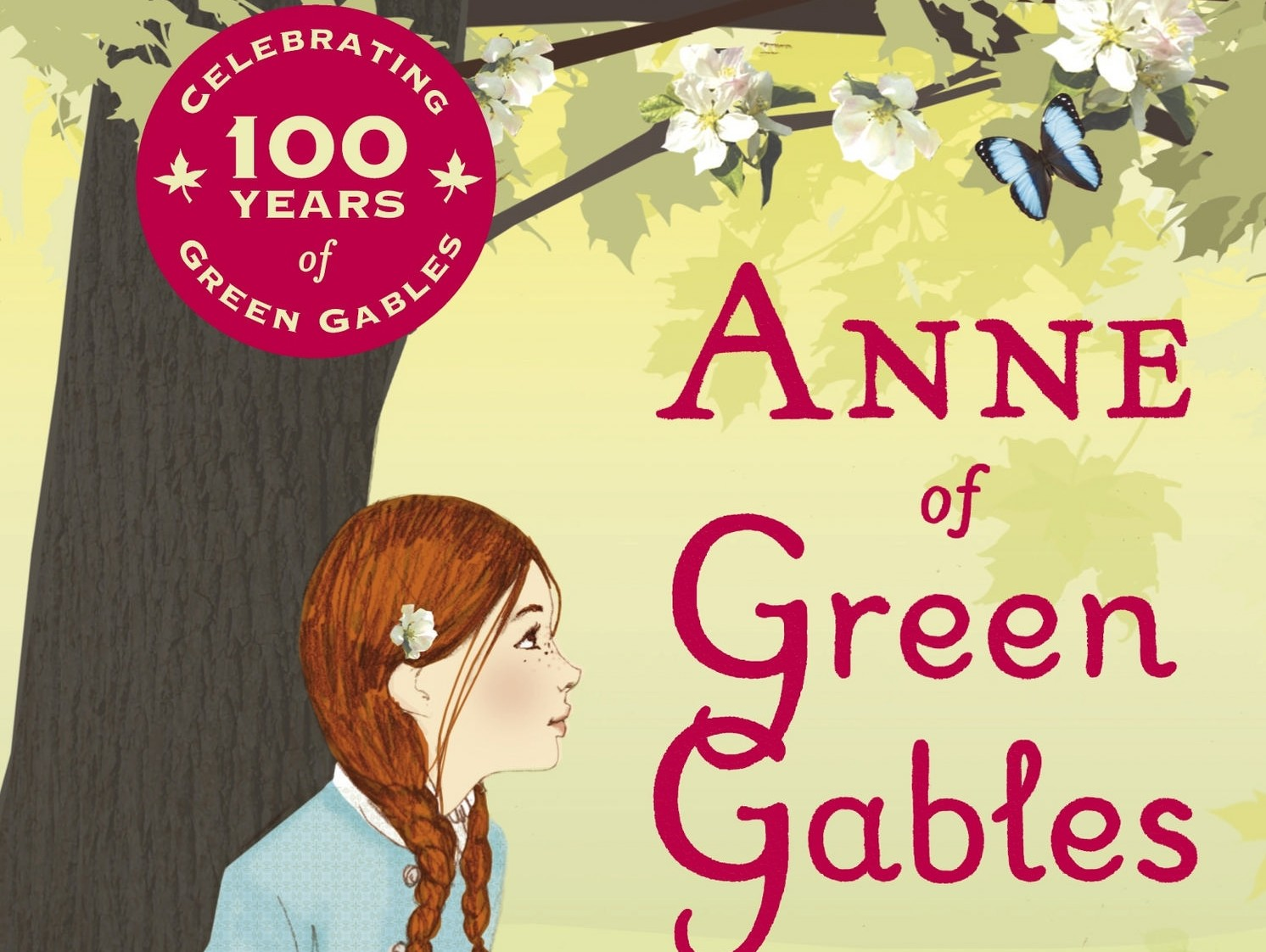 Old School Wednesdays Anne Of Green Gables By L M