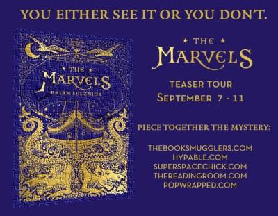 The Marvels Blog Tour