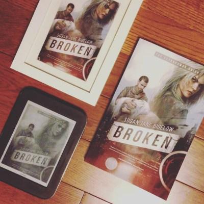 Broken Giveaway