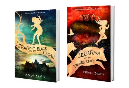 Serafina Book Pack