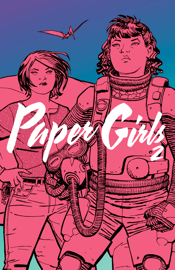 Paper Girls Vol 2