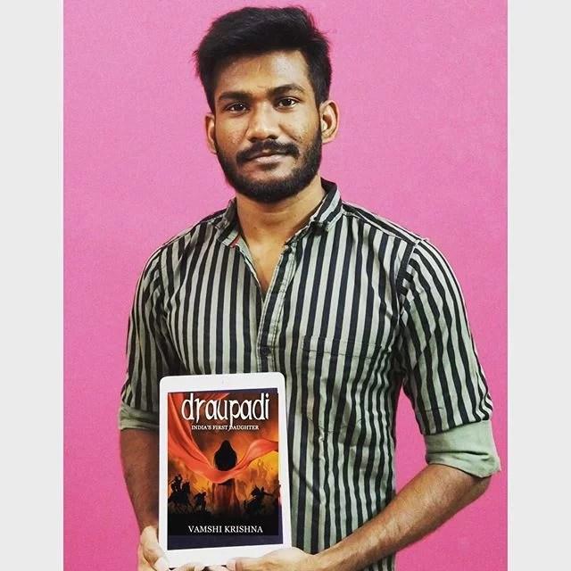 5 Books With  Author Vamshi Krishna